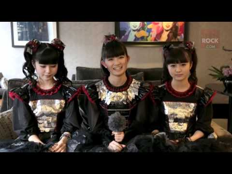 Babymetal reveal their 3 favourite songs from 'Metal Resistance'