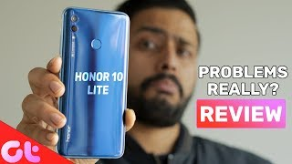 Honor 10 Lite 14 Days Review with Pros and Cons | GT Hindi