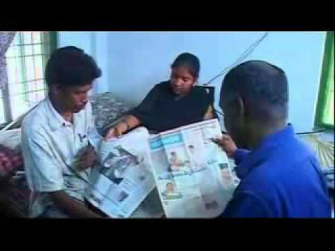 India slum girl  makes good    09 Jun 07
