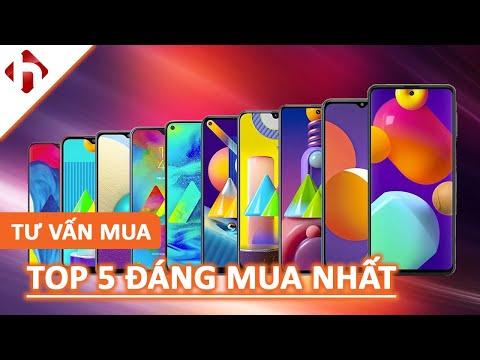 Tư vấn mua   TOP 5 điện thoại Samsung 4 triệu - 8 triệu nên mua nhất