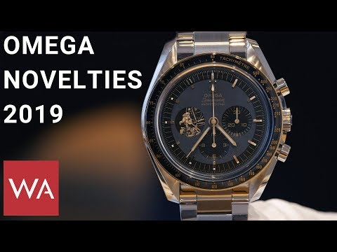 OMEGA Watches 2019. Hands-on 9 Carefully Selected Novelties