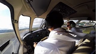 Embraer 110 Bandeirante Decolagem Belo Horizonte- SBBH