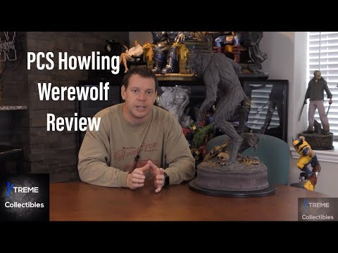 Pop Culture Shock Toys Howling Exclusive Statue Review