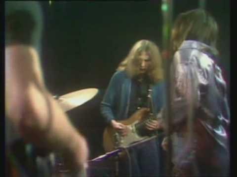 The Pretty Things play Live 1971 - Rain