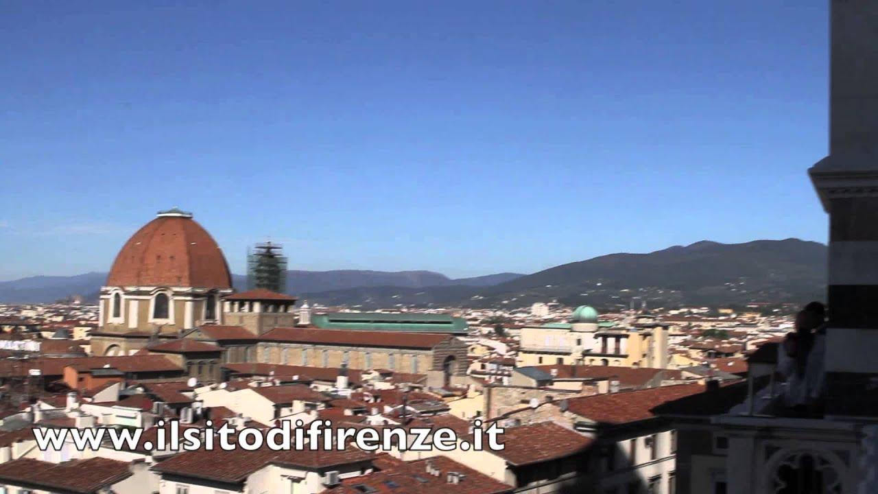 Battistero di Firenze Fine del restauro Immagini dalla terrazza del ...
