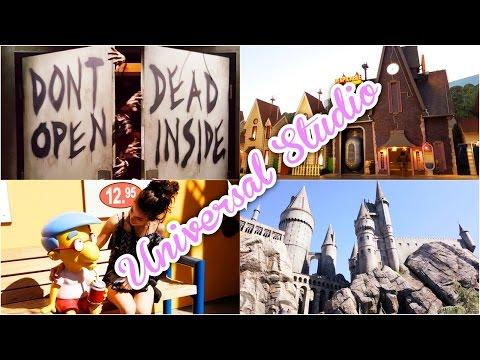 J.19 Road Trip USA ⤷ Universal Studio / Harry Potter PART.1
