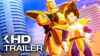 DRAGON BALL Z: KAKAROT Gameplay Trailer (2020)