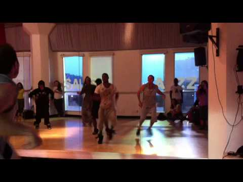 G Madison Class - Put it Down on Me by Jeremih and 50 cent - Tari Mannello Dancing