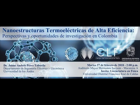 Nanoestructuras termoeléctricas de Alta eficiencia. 27 - Feb ...