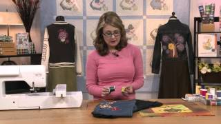 Absolute Beginner Machine Embroidery - Episode 2 - Embroidery Threads