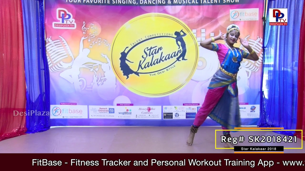 Participant Reg# SK2018-421 Performance - 1st Round - US Star Kalakaar 2018 || DesiplazaTV