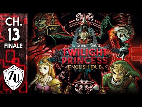 """Twilight Princess: English Dub - Chapter 13 """"The Light In The Dark"""" [FINALE]"""