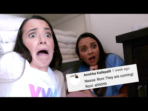 Our Fans Wrote Our Video 2 *Things Get Even Weirder*  Merrell Twins