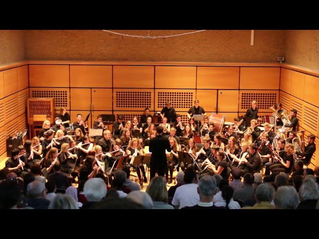Blowsoc Concert Band: Satchmo!
