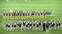 Haka-Tanz Neuseeland - Australien Rugby