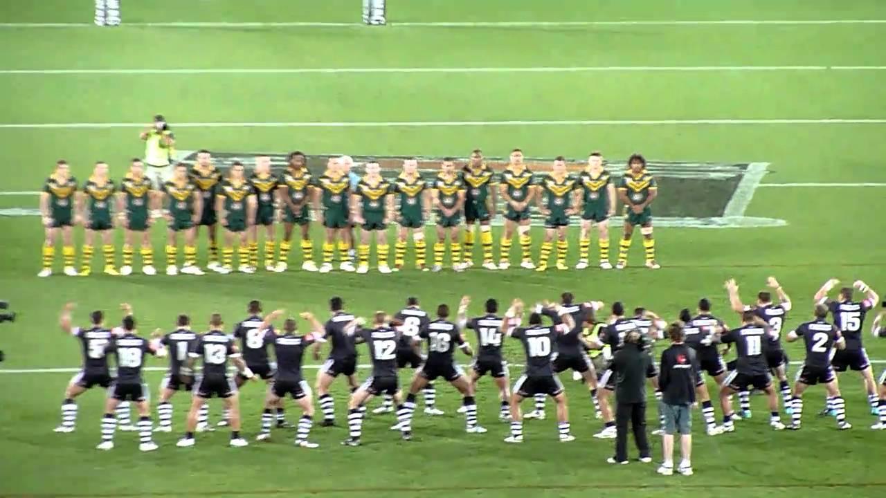 Rugby Spieler Neuseeland