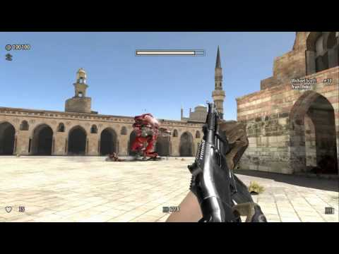 """Serious Sam 3 - Coop. completo (Parte 2) """"Peace & Love"""""""