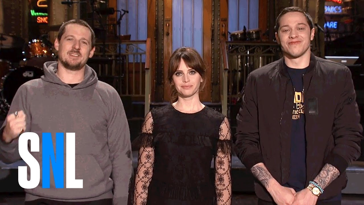 SNL Host Felicity Jones Grants Sturgill ...