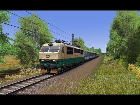 Train Simulator 2017 | Zábřeh na Moravě - Šumperk