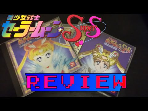 Sailor Moon - 5th Gen Fighting Games Review