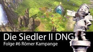 #6 Let's Play Die Siedler II nächste Generation |Mission 6: