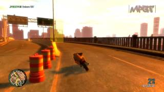 Gta Iv - Motorcycle Race's With Jfeezy419 - Drive It Like You Stole It Part 1 - Ps3 - (720p Hd)