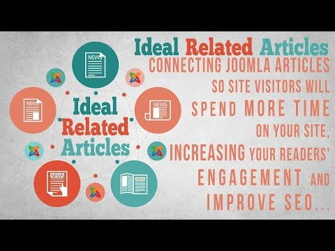 Assigning Related Articles -  Ideal Related Articles for Joomla