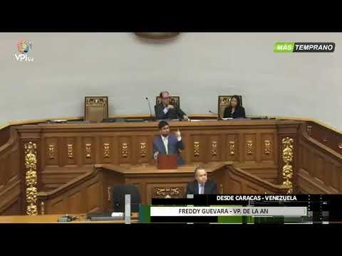 """Venezuela. Freddy Guevara: """"Declaramos nulas las elecciones regionales"""" -VPItv"""