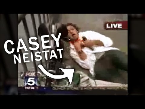 Casey Neistat Pranks Fox News (2005)