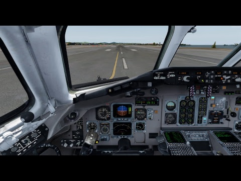 Flight from Aruba to Santiago