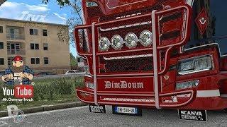 [ETS2 v1.31] Trux Highway for Scania NextGen S/R incl. Template