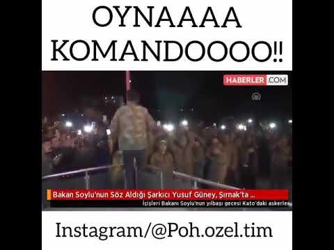 OYNA KOMANDOOOO- YUSUF GÜNEY