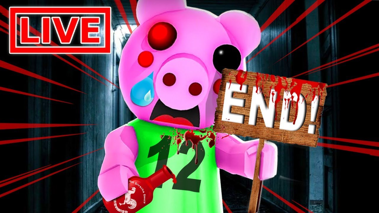 Piggy Ch12 True Ending Mystery Roblox Whats Next Minitoon