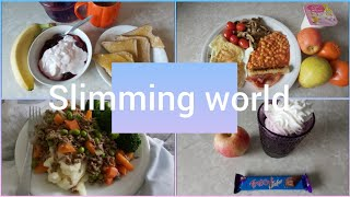 slimming world what I ate today 51020