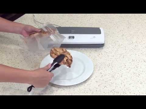 Seal A Meal® Vacuum Sealer Demo Video