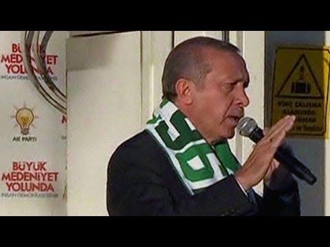 Erdoğan'ın 'Twitter, mwitter' açıklaması - BBC TÜRKÇE