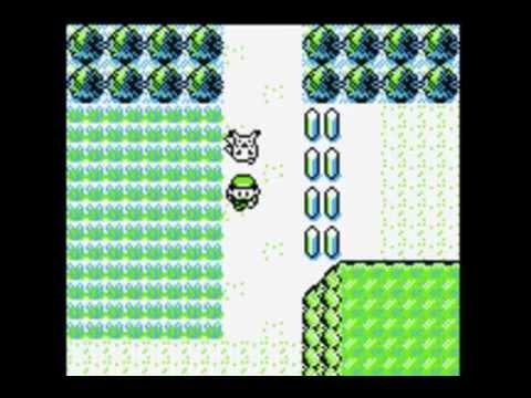 Glitch #1: atrapar a Gengar (Pokemon amarillo)