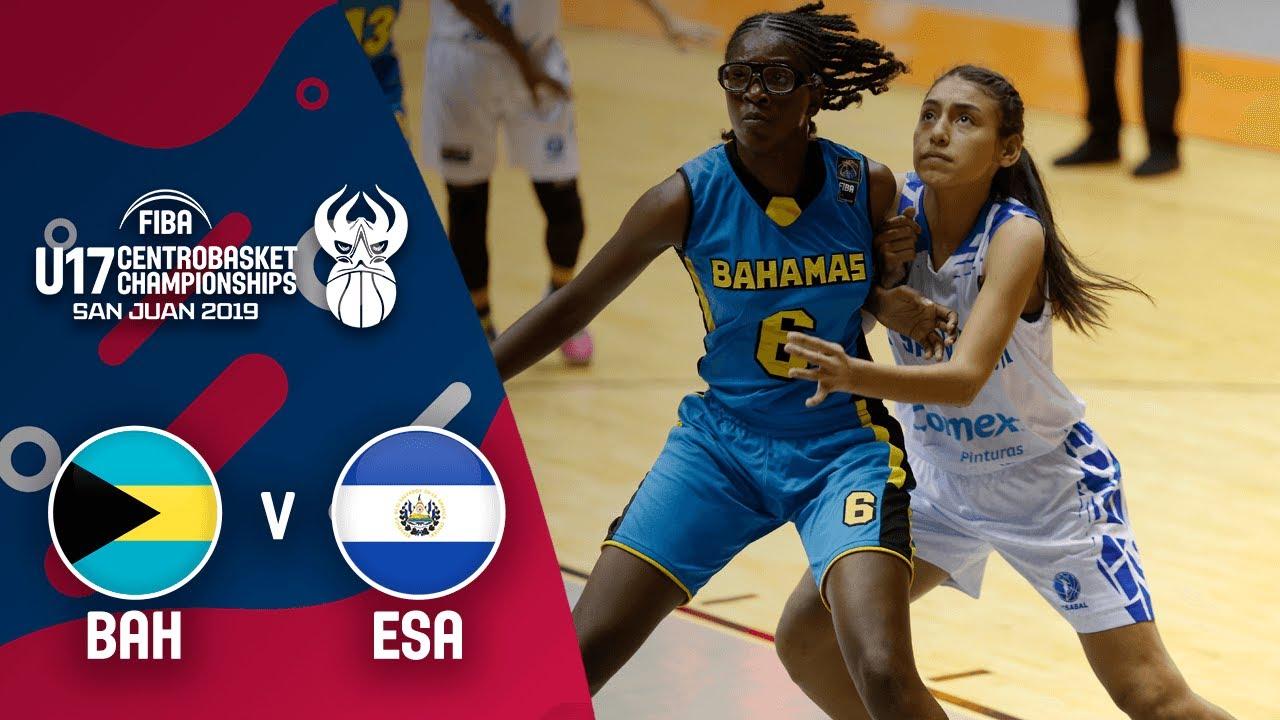 Bahamas v El Salvador - Full Game