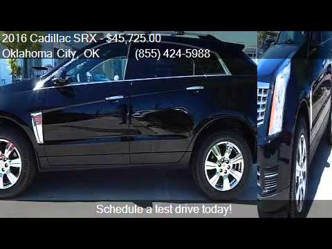 2016 Cadillac SRX Luxury Collection 4dr SUV for sale in ...
