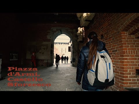 Milan Italy Италия my ♡ love ♡ Castello Sforzesco - Part 2