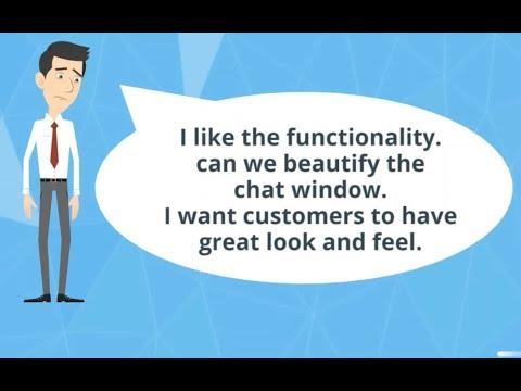 Live Web Chat Salesforce Lightning