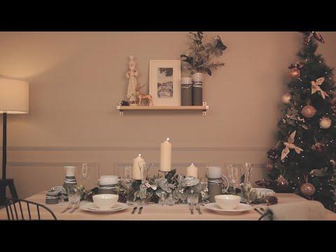 Kilkenny Shop - Christmas 2019 (Table Setting 1)