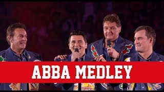 De Toppers - Abba Medley 2017 (HD)   Toppers in Concert 2017 'WILD WEST, THUIS BEST'