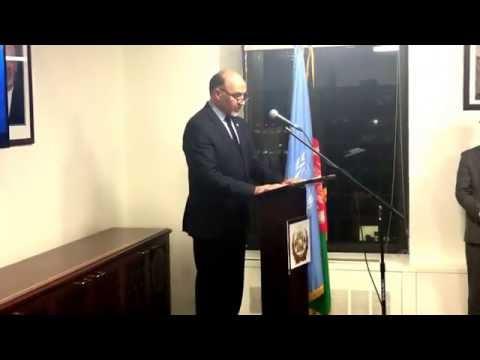 Ambassador Saikal's Speech