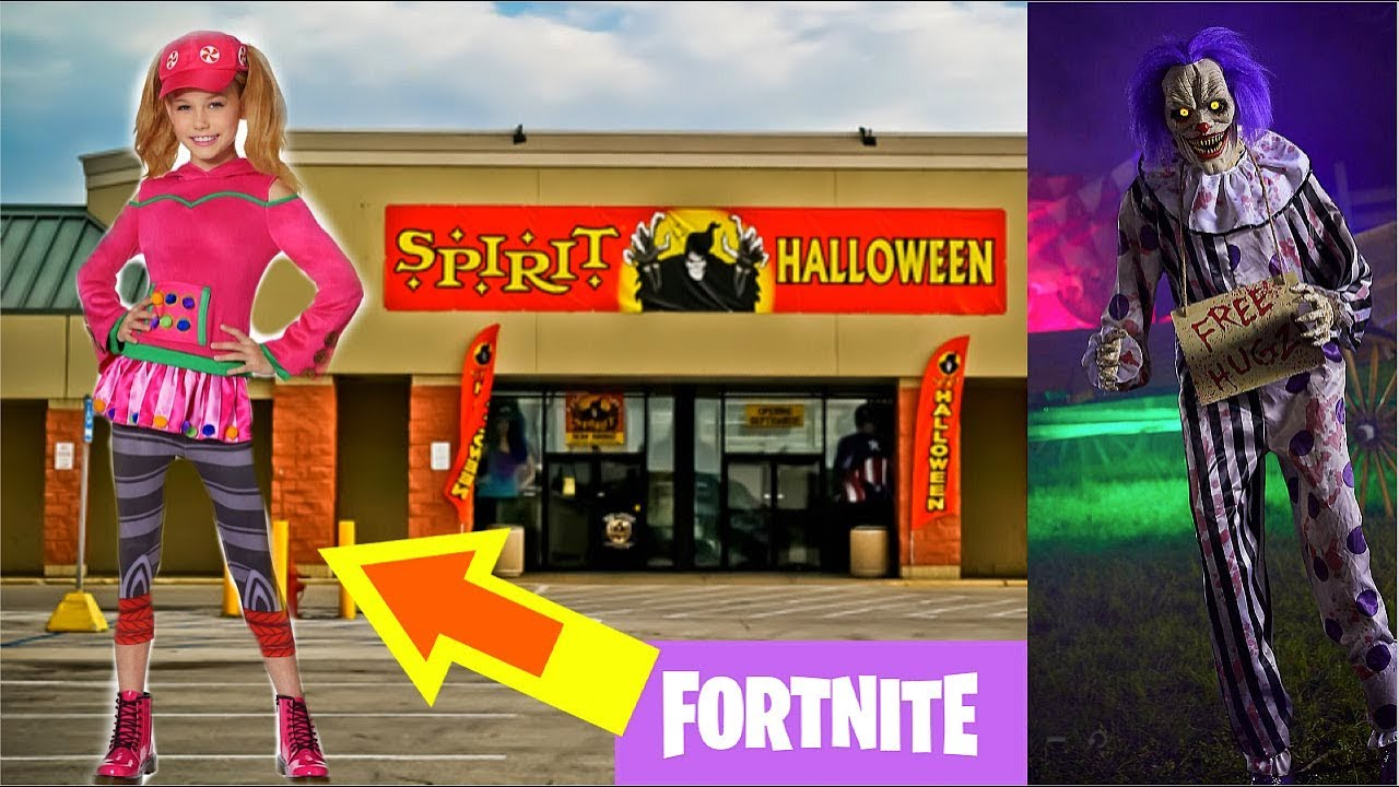 Fortnite Halloween Costumes 2019.Spirit Halloween 2019 Animatronics Props Kids Girls Halloween Costumes