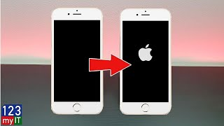 Fix iPhone, iPad or iPod Black Screen