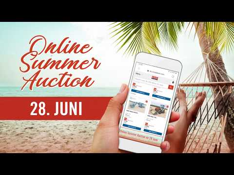 IronPlanet Online Summer Auction | 28. Juni from YouTube · Duration:  34 seconds
