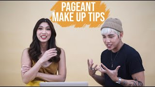 Pageant Makeup Tips | Binibining Pilipinas 2019 MAKEUP REVIEW | NICOLE CORDOVES X JELLY EUGENIO
