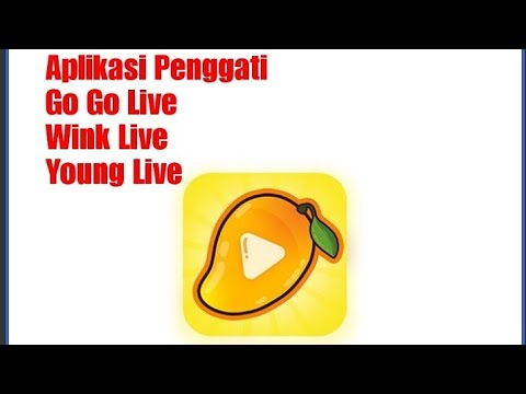 Aplikasi Live   Pengganti Wink Live, Young Live, dan Go Go Live-fans tutorial