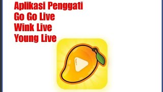 Gambar cover Aplikasi Live ||Pengganti Wink Live, Young Live, dan Go Go Live-fans tutorial